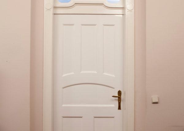 Lackierung Tür